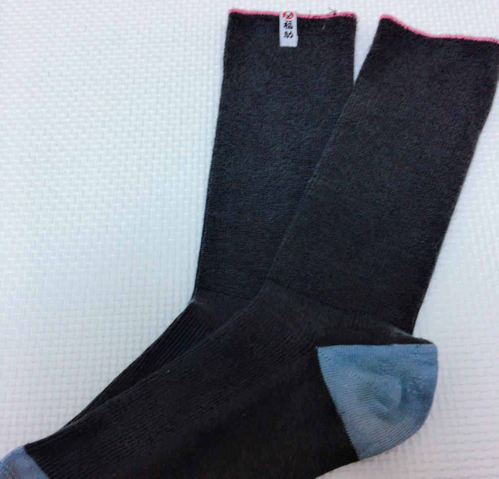 臭くなりにくい靴下のスーツ専用ソックス写真スーツ専用ソックス写真